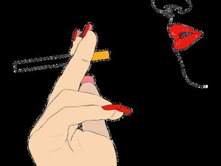 Parei de fumar. E agora, o que faço com as mãos?