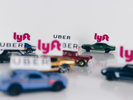 Who Is Responsible in Uber and Lyft Rideshare Accidents?