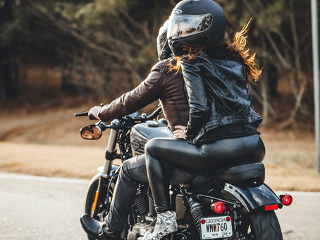 Motorcyclists' Guide to Lane Splitting