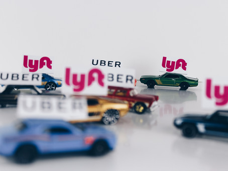 Uber Passenger Injuries: Who Do You Sue?