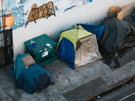 Three Killed When Driver Plows Through Homeless Encampment