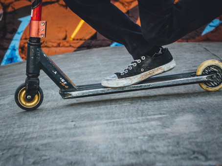 Personal Injury and E-Scooters