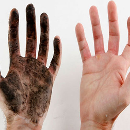 Crema desengrasante para manos