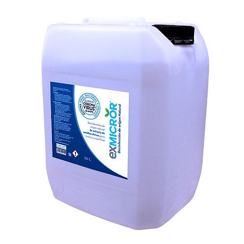 Desinfectante Exmicror 50L bidón