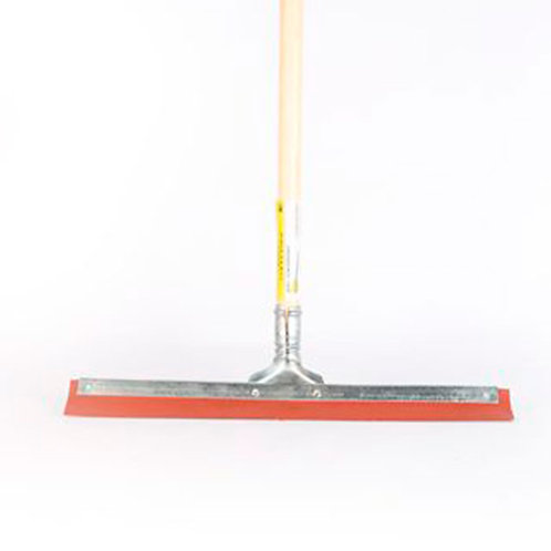 Jalador de agua metálico para piso 40 cm