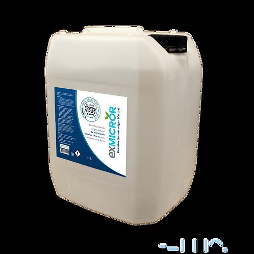 Desinfectante Exmicror 10L