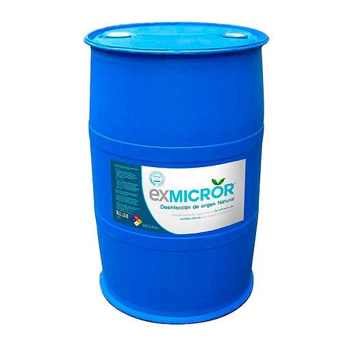 Desinfectante Exmicror 220 L tambo