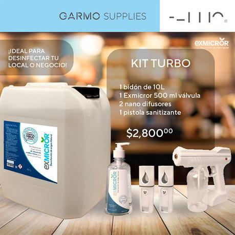 Kit turbo