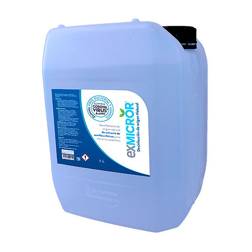 Desinfectante Exmicror 5L bidón
