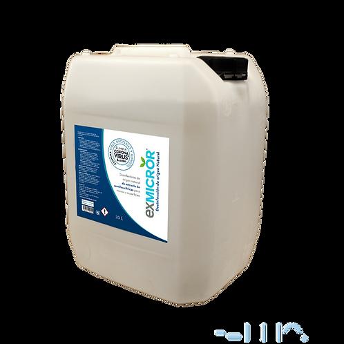 Desinfectante Exmicror 20 L
