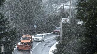 Κακοκαιρία «Ζηνοβία»: Πού θα χτυπήσει τις επόμενες ώρες ο χιονιάς -Πρόβλεψη για την Αττική, οι χάρτε
