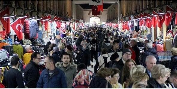 Ο Ερντογάν κοντεύει να μας «καταπιεί» και οι Έλληνες πάνε στην Αδριανούπολη για ψώνια!