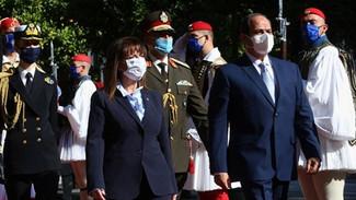 Εκτενή δημοσιεύματα του αιγυπτιακού τύπου για την επίσημη επίσκεψη του Αιγυπτίου Προέδρου Αλ Σίσι στ