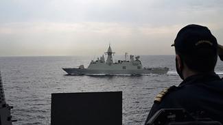 Ο Ελληνικός Στόλος… πνίγει τη «Γαλάζια Πατρίδα»