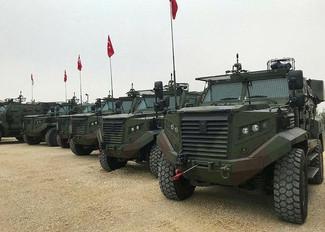 Η ΕΕ χρηματοδότησε τον εξοπλισμό του τουρκικού στρατού στα σύνορα με την Ελλάδα !