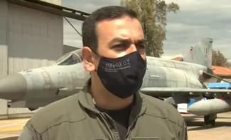 Έλληνας είναι και φέτος ο καλύτερος πιλότος στο ΝΑΤΟ (Βίντεο)