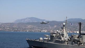 Μπλόκο στην Ελλάδα, αντί για εμπάργκο στην Τουρκία από την Κομισιόν