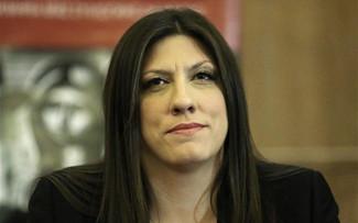 Κωνσταντοπούλου για Σακελλαροπούλου: Απέδειξε ότι δεν διαθέτει τη βασική αρετή της ικανότητας αντίστ