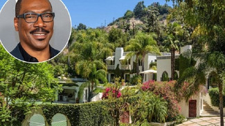 Έντι Μέρφι: Μέσα στην έπαυλή του στο Μπέβερλι Χιλς αξίας 20 εκατ. δολαρίων