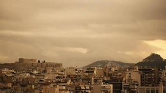 Καιρός: Βροχές και αφρικανική σκόνη σήμερα - Η αναλυτική πρόγνωση