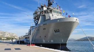 Νέα μεγάλη δωρεά της οικογένειας Πάνου Λασκαρίδη στο Πολεμικό Ναυτικό
