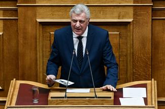 Αντώνης Μυλωνάκης στο Bigpost: Από τα 67 δισ. που απαιτεί το πρόγραμμα ενόπλων δυνάμεων, θα διαθέσου