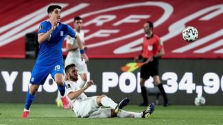 Ισπανία - Ελλάδα 1-1