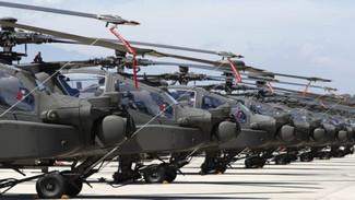 Αλεξανδρούπολη: Πάνω από 150 αμερικανικά ελικόπτερα και επιθετικά Apache θα έρθουν στο λιμάνι
