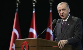 Απάντησε ο Ερντογάν στο μήνυμα στήριξης του Μητσοτάκη: «Η Τουρκία έτοιμη να βοηθήσει την Ελλάδα»