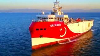 Νέα NAVTEX από την Τουρκία για το Ορούτς Ρέις