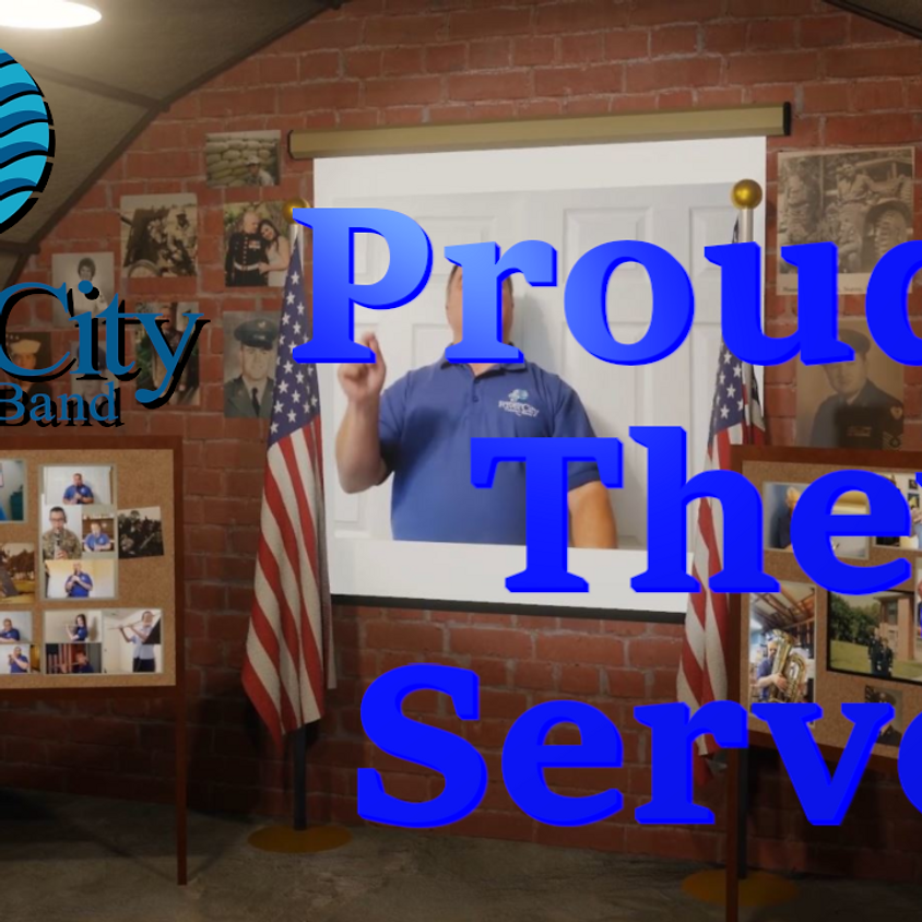 World Premiere Virtual Performance of Proudly They Served