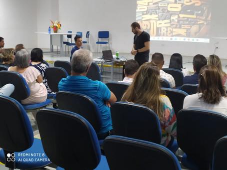 Formação continuada: Iniciação científica para o Ensino Médio e PI (Projeto Integrador).