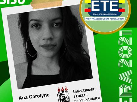 ETE Arcoverde celebra os seus aprovados no Sistema de seleção unificado - SISU