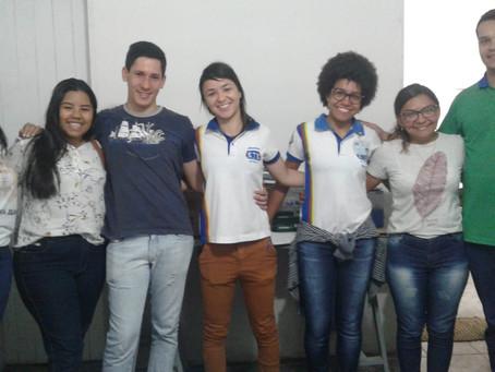 Reunião estagiários da Planalto Pajeu
