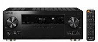 Pioneer VSX-LX304 - Ampli Home Cinéma. 9x 185W. 6Ω. UHD. Dolby Vision. HDR