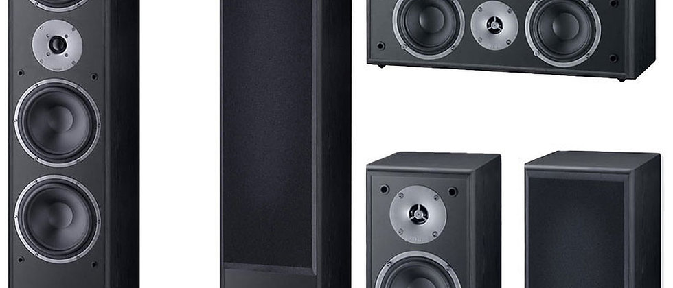 Magnat Monitor Supreme 2002 Noir HC 5.0