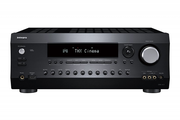 Integra DRX-4.3 9.2 Channel Network A/V Receiver