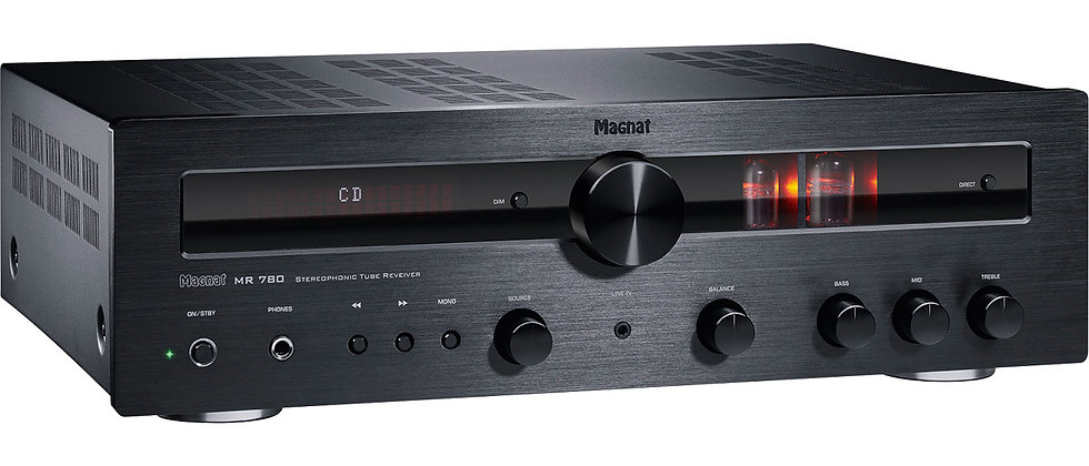 Magnat MR 780 High-End Hybrid Valve Receiver