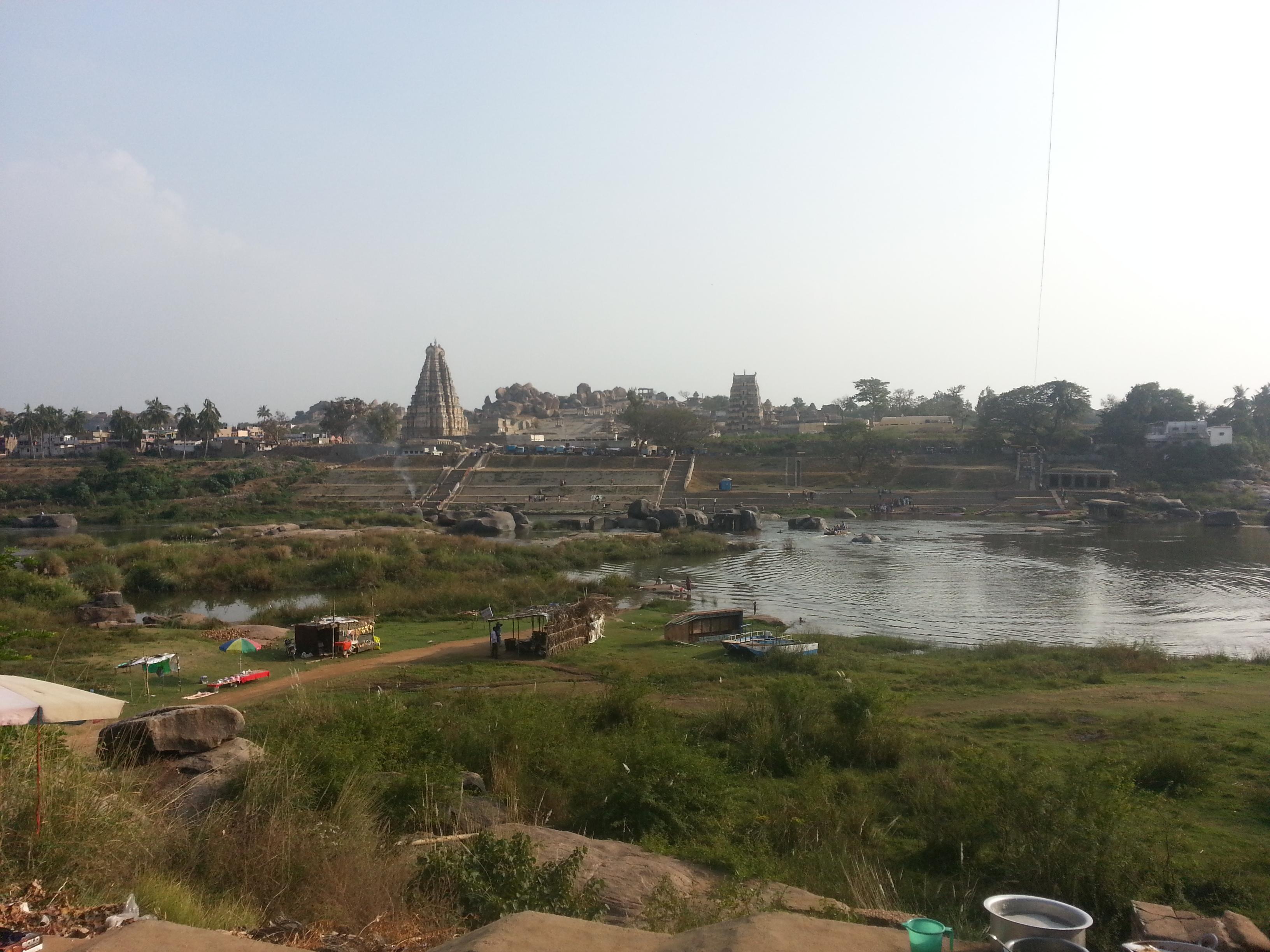 Hampi, Karnataka.