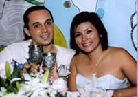 Patsy and Massimo