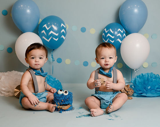 twin cakesmash