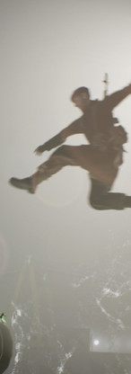 IGI Regent jumps to escape Soviet helicopter