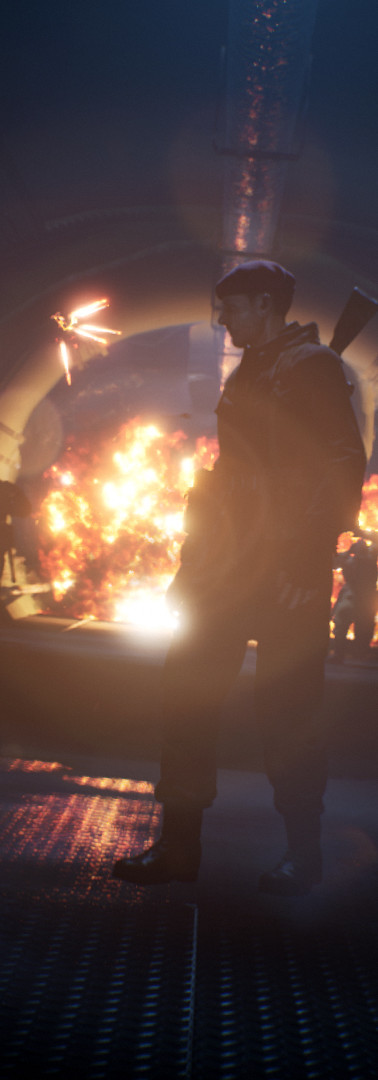 Regent IGI explosion