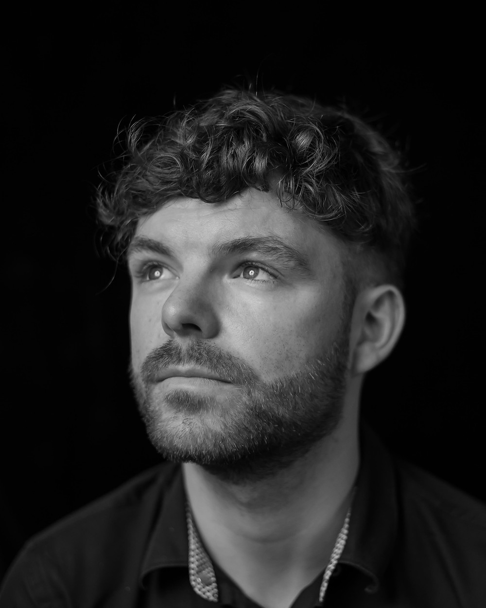 Photo of Irish Singer Songwriter Faraway Martin by Aidan Connaughton