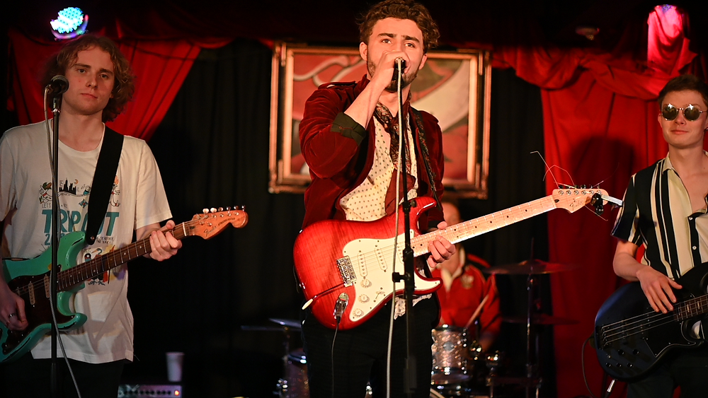 London Based Funk Rock Band Matty Long & The Loveguns