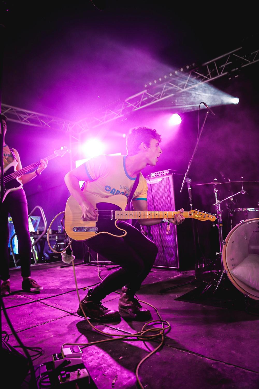 Cardiff based Indie band Carolines