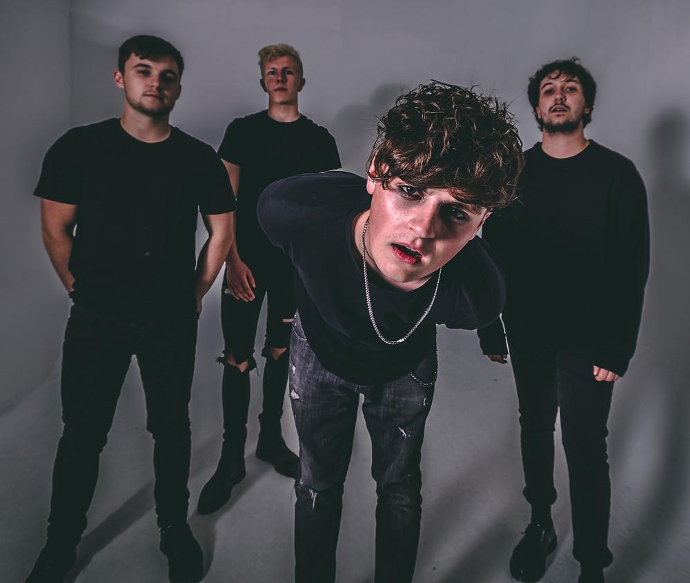 Manchester based Emo/Alt Rock Band Matter Of Mind