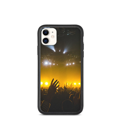 'Stage Lights' Biodegradable iPhone Case