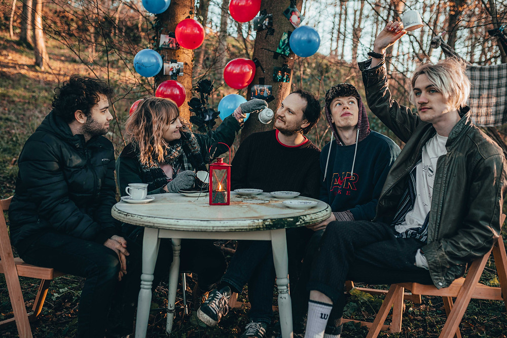 Photo of Bath based Emo/Pop Punk band All Smiles In Wonderland by Tom Dodd Photography