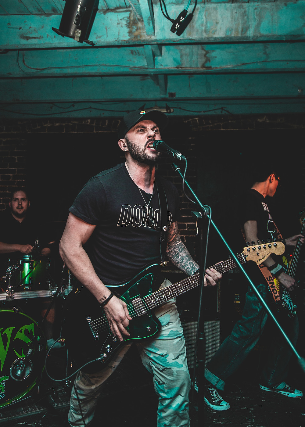 Canadian Pop Punk Band Wasting Time